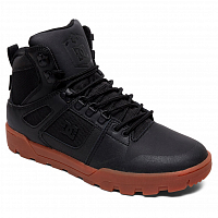 DC PURE HT WR BOOT M BOOT BLACK/GUM