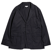 ENGINEERED GARMENTS LOITER JACKET DK.NAVY HIGH COUNT TWILL