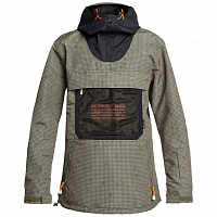 DC Asap Anorak M Snjt OLIVE NIGHT DESERT NIGHT CAMO