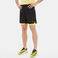 The North Face M BTN CEPT SHORT TNF BLACK/LMO (P77)
