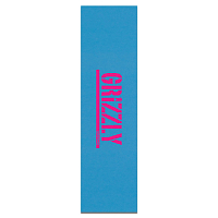 Grizzly REVERSE STAMP GRIPTAPE BLUE/PINK