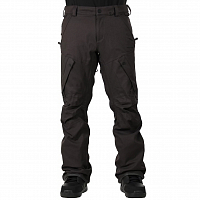 Volcom ARTICULATED PANT Vintage Black