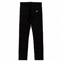 DC Worker Slim SBR M Pant BLACK RINSE