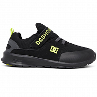 DC Hthrw Prstge EV B Shoe BLACK/YELLOW