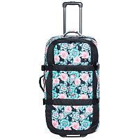 Roxy LONG HAUL J LUGG ANTHRACITE S CRYSTAL FLOWER