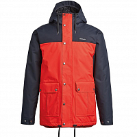 Airblaster GRAMPY JACKET PARTYTIME RED