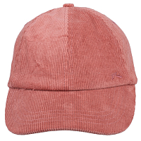 Rusty SOLID TEXTURED ADJUSTABLE CAP WITHERED ROSE