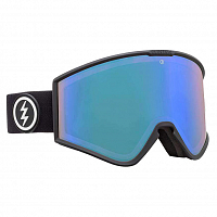 Electric KLEVELAND+ MATTE BLACK/PHOTOCHROMIC BLUE