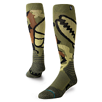 Stance CAMO GRAB GREEN