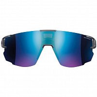 JULBO AEROSPEED TANSLUCENT GREY/BLUE/BLUE