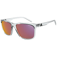Arnette ADIOS BABY CRYSTAL/DARK GREY MIRROR RED/YELLOW
