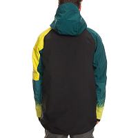686 MNS GLCR HYDRA THERMAGRAPH JKT DEEP TEAL COLORBLOCK