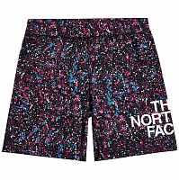 The North Face W FLYSCRAPER SHORT URPLESPLATT (M3Q)