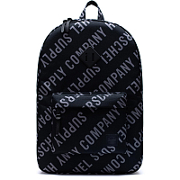 Herschel Heritage ROLL CALL BLACK/SHARKSKIN