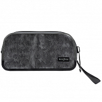 Nite Ize RUNOFF WATERPROOF TOILETRY BAG BLACK