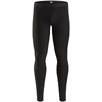 Arcteryx PHASE AR BOTTOM MEN'S BLACK