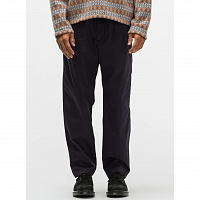 Engineered Garments Drawstring Pant BLACK HIGHCOUNT TWILL PB017