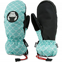 Crab Grab MICRO MITT FISH SCALE