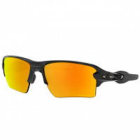 Oakley Flak 2.0 XL POLISHED BLACK/PRIZM RUBY POLARIZED