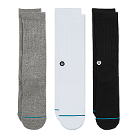Stance STAPLES ICON 3 PACK MULTI