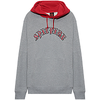 Spitfire HD OLD E BLCKD GREY HEATHER/SCARLET