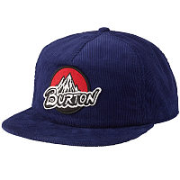 Burton MB RETRO MTN CAP ROYAL BLUE