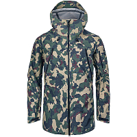 Planks Yeti Hunter Shell Jacket AUTUMN CAMO