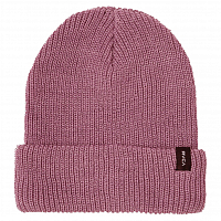RVCA DAYSHIFT BEANIE II DUSTY ROSE