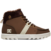 DC WOODLAND M BOOT Chocolate Brown