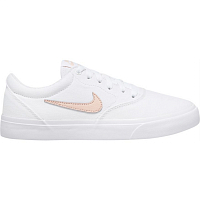 Nike WMNS NIKE SB CHARGE CNVS WHITE/WASHED CORAL-WHITE-BLACK