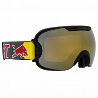 Spect RED BULL SLOPE MATT BLACK – GREY HEADBAND