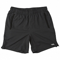 RVCA YOGGER III SHORT BLACK
