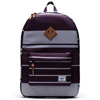 Herschel Heritage PREP STRIPE BLACKBERRY WINE