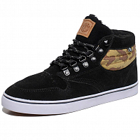 Element Y TOPAZ C3 MID BLACK CAMO
