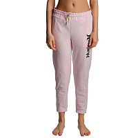 Hurley W O&O FLEECE JOGGER PINK FOAM/BLACK