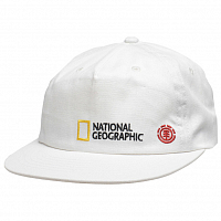 Element UNITY HAT OFF WHITE