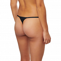 Stance String Thong Nylon BLACK