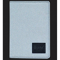 Herschel RAYNOR PASSPORT HOLDER RFID Black Reflective