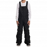 686 YOUTH SIERRA INSULATED BIB BLACK
