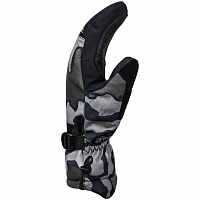 Quiksilver MISSION MITT M GLOV BLACK SIR EDWARDS