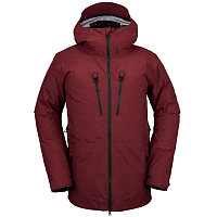 Volcom TDS INF GORE-TEX JKT BURNT RED