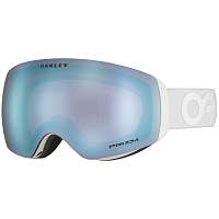 Oakley FLIGHT DECK XM FACTORY PILOT WHITEOUT/PRIZM SAPPHIRE IRIDIUM