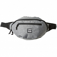 Billabong Java Waistpack 2L HEATHER GREY