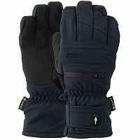 Pow WAYBACK GTX SHORT GLOVE +WARM BLACK