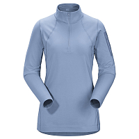 Arcteryx RHO LT ZIP NECK WOMEN'S ZEPHYR