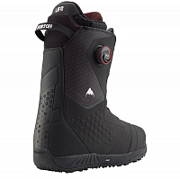 Burton ION BOA BLACK/RED