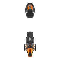 Atomic N WARDEN MNC 13 BLACK/ORANGE