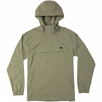 RVCA ON POINT ANORAK FATIGUE