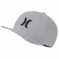 Hurley M DRI-FIT ONE&ONLY 2.0 HAT WOLF GREY/ BLACK
