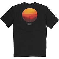 Element SUN SS TEE FLINT BLACK